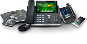 business telecoms image of a telephone system for Claritel, hosted telephony systems