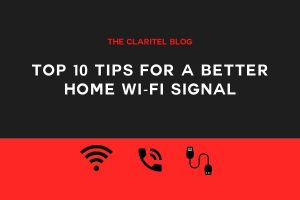 Top Ten Tips For A Better Home Wi-Fi Signal